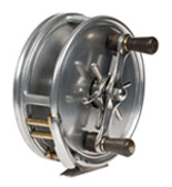 Hardy eight inch Fortuna reel